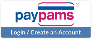 PayPAMS - Login / Create and Account